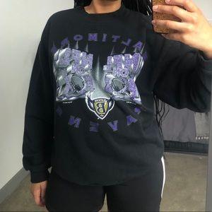 Baltimore Ravens Sweatshirt 1996